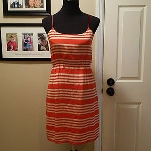J.Crew silk sundress